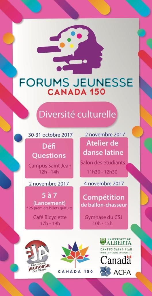 Canada150 - Diversité culturelle