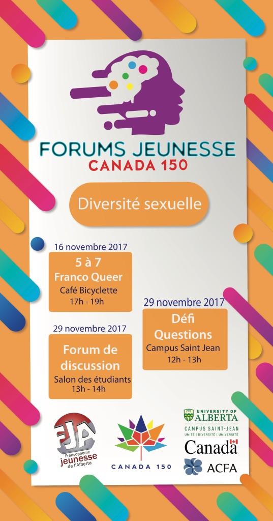 Canada150 - Diversité sexuelle