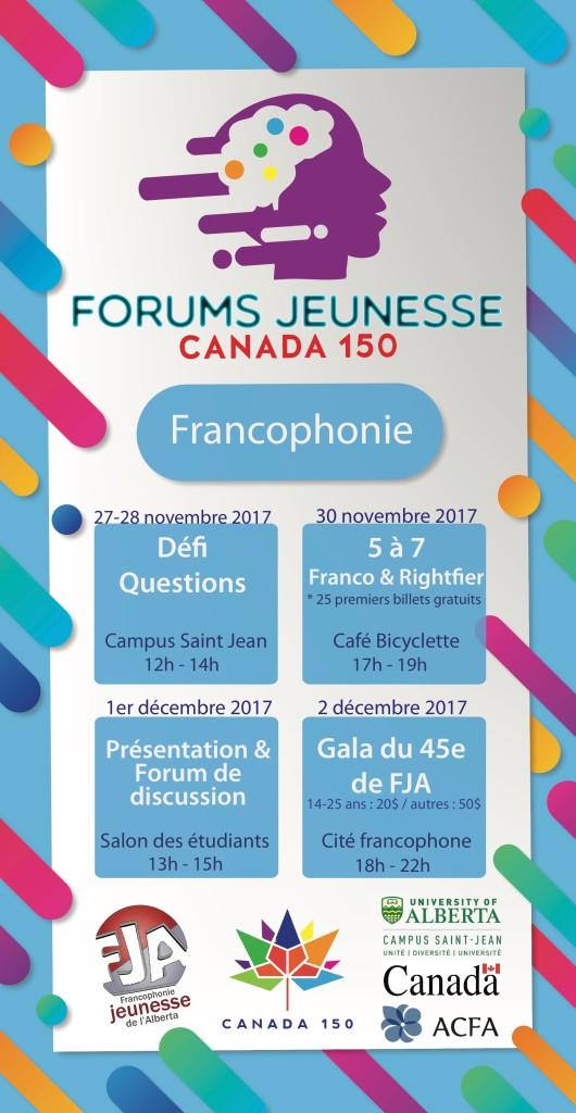 Canada150 - Francophonie