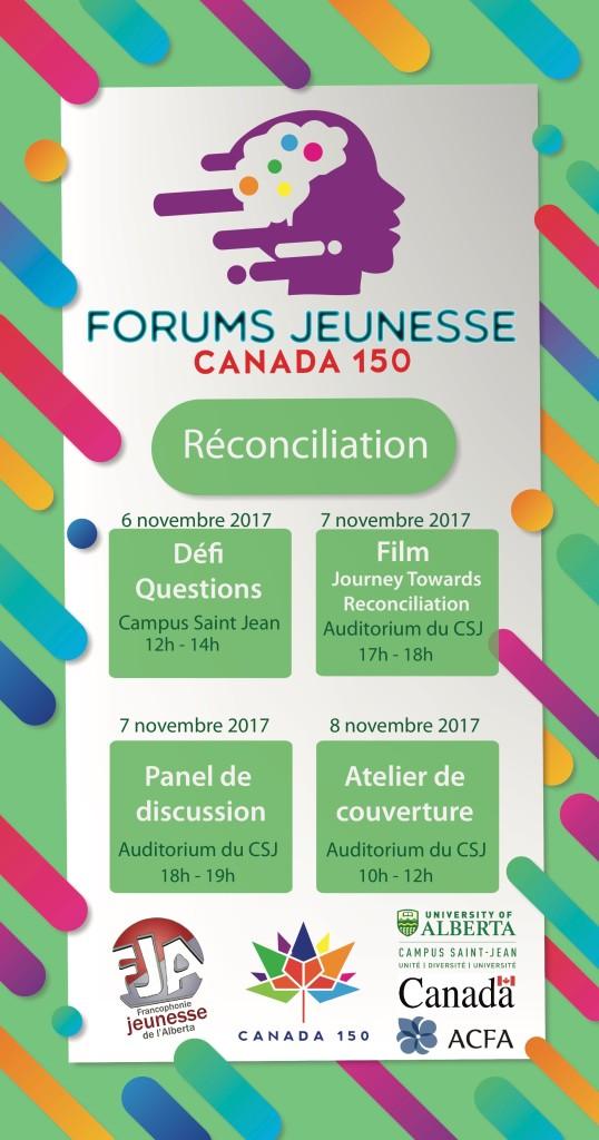 Canada150 - Réconciliation